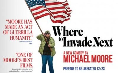 Where to Invade Next (USA)